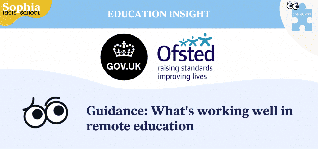 Blog Cover Image Ofsted Gov.UK