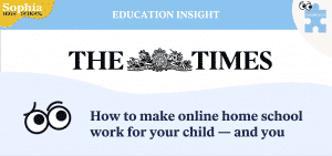 How to make online home school work for your child - and you The times
