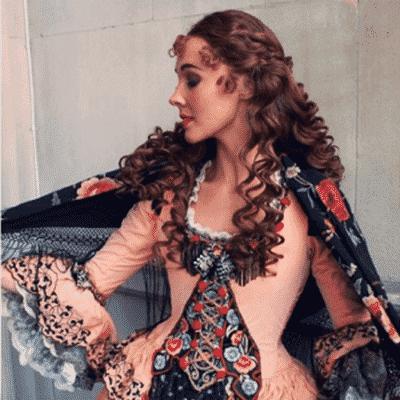Maria Coyne Phantom of the Opera Performing Arts