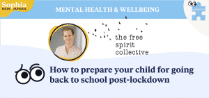 Blog Cover Wellbeing Back to School