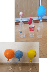 Year 4 Year 5 Science Week Incredible Balloons