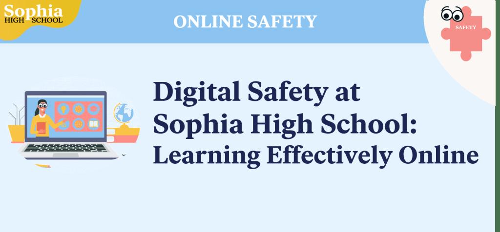 digital safety online learning