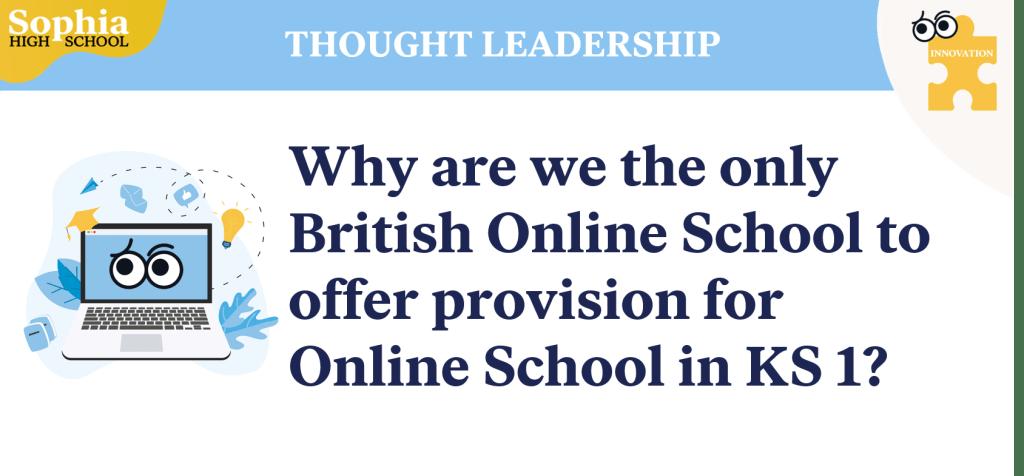 Sophia High Online School Year 1 Year 2